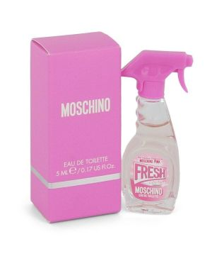 Moschino Pink Fresh Couture by Moschino Mini EDT .17 oz  for Women