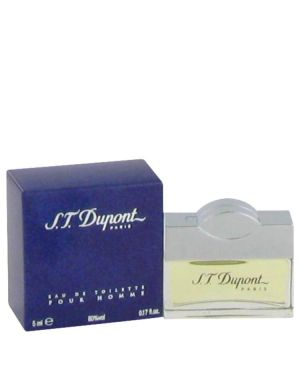 ST DUPONT by St Dupont Mini EDT .17 oz for Men