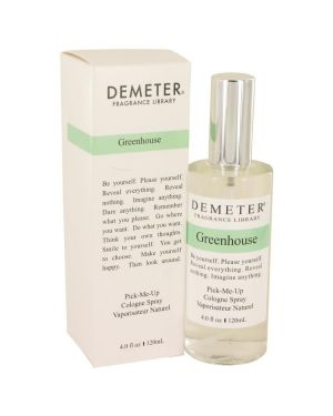 Demeter Greenhouse by Demeter Cologne Spray 4 oz for Women