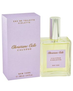 Calypso Violette by Calypso Christiane Celle Eau De Toilette Spray 3.4 oz for Women