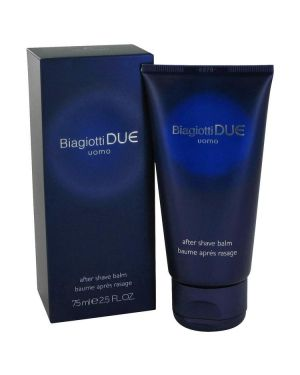 Due by Laura Biagiotti After Shave Balm 2.5 oz for Men