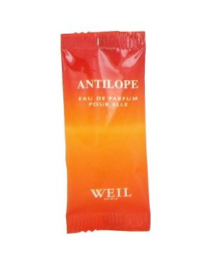 Antilope by Weil Vial (sample) .05 oz for Women