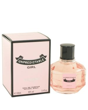 Unpredictable Girl by Glenn Perri Eau De Parfum Spray 3.4 oz for Women