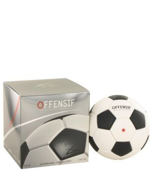 Offensif Soccer by Fragrance Sport Eau De Toilette Spray 3.3 oz for Men