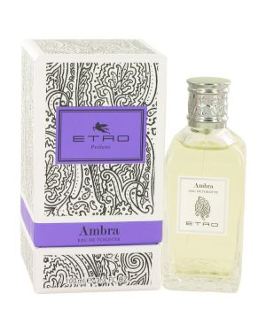 Ambra by Etro Eau De Toilette Spray (Unisex) 3.3 oz for Women