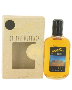 OZ of the Outback by Knight International After Shave 2 oz for Men