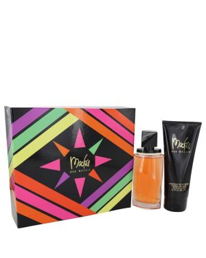 MACKIE by Bob Mackie Gift Set -- 3.4 oz Eau De Toilette Spray + 6.8 oz Body Cream for Women