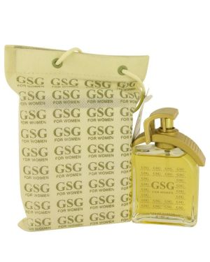GSG by Franescoa Gentiex Eau DE Parfum Spray 3.4 oz for Women