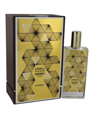 Luxor Oud by Memo Eau De Parfum Spray (Unisex) 2.5 oz for Women