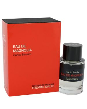 Eau De Magnolia by Frederic Malle Eau De Toilette Spray 3.4 oz for Women