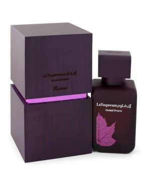 Rasasi La Yuqawam Orchid Prairie by Rasasi Eau De Parfum Spray 2.5 oz for Women