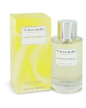 Chiffon Fresh by Tahari Parfums Eau De Toilette Spray 3.4 oz for Women