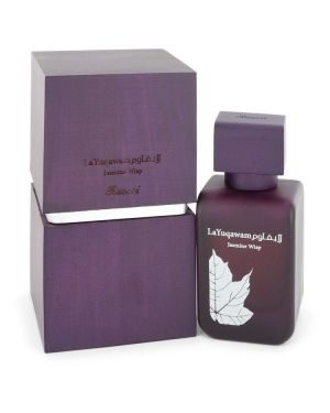 La Yuqawam Jasmine Wisp by Rasasi Eau De Parfum Spray 2.5 oz for Women
