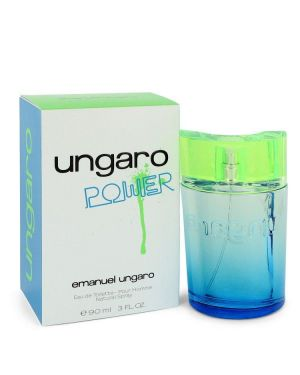 Ungaro Power by Ungaro Eau De Toilette Spray 3 oz for Men