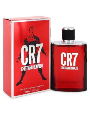 Cristiano Ronaldo CR7 by Cristiano Ronaldo Eau De Toilette Spray 1.7 oz for Men