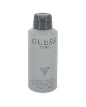 Guess 1981 by Guess Body Spray 5 oz for Men