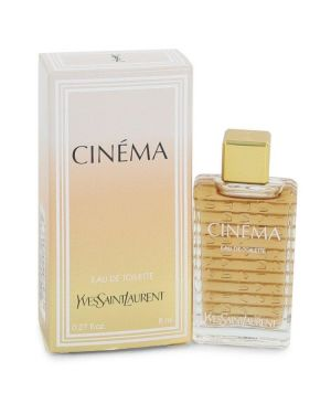 Cinema by Yves Saint Laurent Mini EDT .27 oz for Women