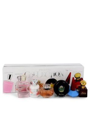 TRESOR by Lancome Gift Set -- Premiere Collection Set Includes Miracle, Anais Anais, Tresor, Paloma Picasso, Lou Lou and Lauren all are travel size minis. for Women