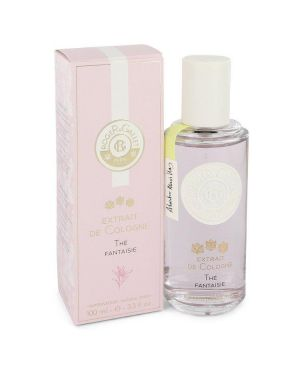 Roger & Gallet The Fantaisie by Roger & Gallet Extrait De Cologne Spray 3.3 oz for Women