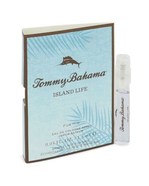 Tommy Bahama Island Life by Tommy Bahama Vial (sample) .05 oz  for Men