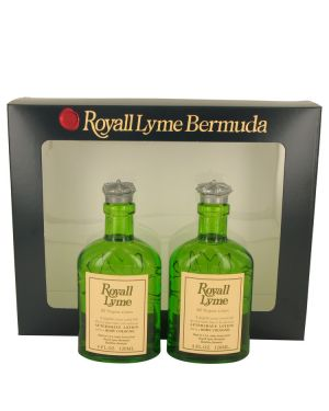 Royall Lyme Gift Set By Royall Fragrances-536505