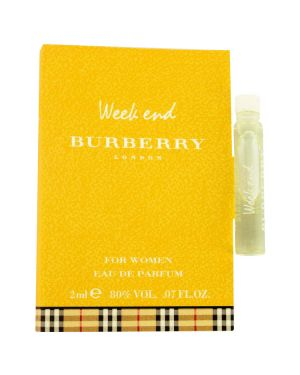 Weekend Vial (sample) By Burberry-429314