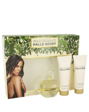 Wild Essence Halle Berry Gift Set By Halle Berry-537716